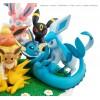 Pokemon - G.E.M. EX Series Eevee Friends 14cm