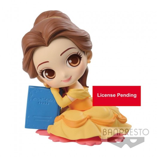 Beauty and the Beast - Disney Q Posket Sweetiny Belle Ver. B 10cm