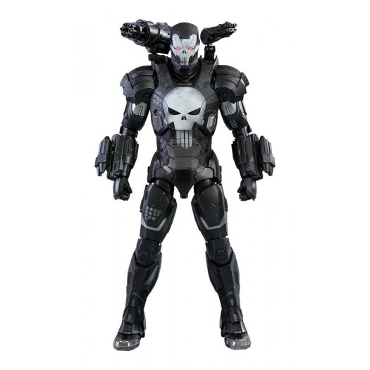 Marvel Future Fight - Video Game Masterpiece The Punisher War Machine Armor 1/6 32cm