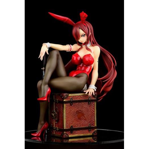 Fairy Tail - Erza Scarlet 1/6 Bunny Girl Style -Type Rosso- 20,5cm (EU)