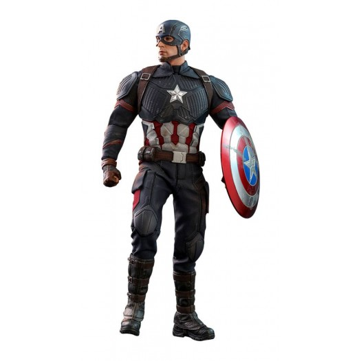 Avengers: Endgame - Movie Masterpiece Captain America 1/6 31cm