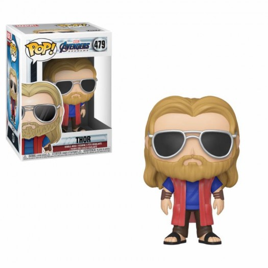 Avengers: Endgame - POP! Movies Vinyl Figure Thor 9cm