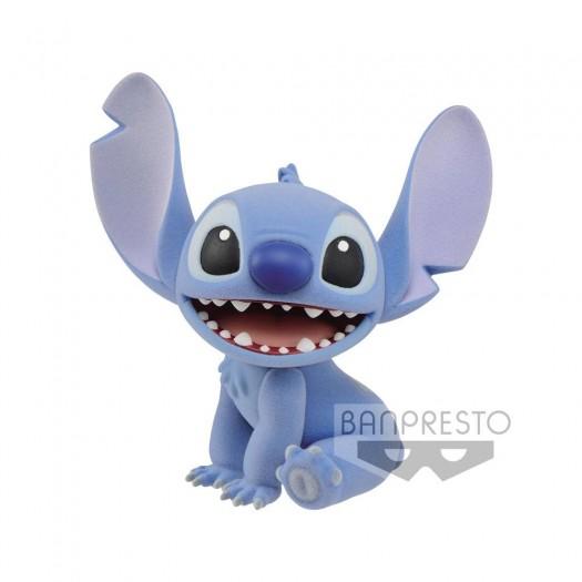 Disney Fluffy Puffy Lilo & Stitch - Stitch 9cm