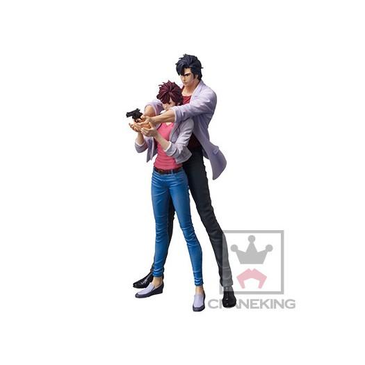 City Hunter Movie -  Creator X Creator Figure Makimura Kaori & Saeba Ryo 18-20cm