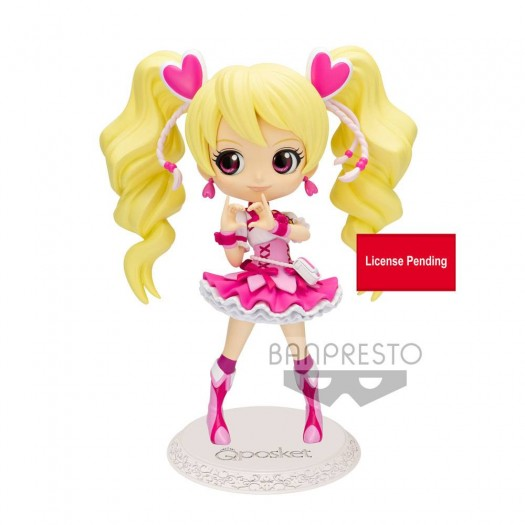 Fresh Pretty Cure! - Q Posket Cure Peach Ver. A 14cm