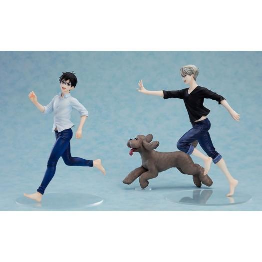 Yuri!!! on Ice - Katsuki Yuri & Victor Nikiforov 1/8 Premium Box 22-23cm (EU)