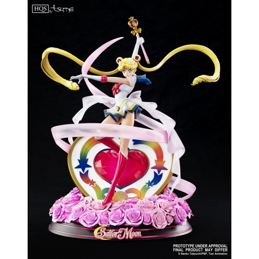 Bishoujo Senshi Sailor Moon - HQS Super Sailor Moon 1/6 39 x 27 x 33 cm
