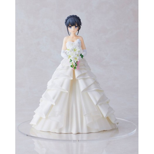 Rascal Does Not Dream of Bunny Girl Senpai - Makinohara Shoko 1/7 Wedding Ver. 22,2cm Exclusive