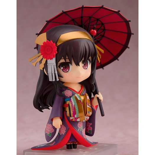 Saenai Heroine no Sodatekata b - Nendoroid Kasumigaoka Utaha Kimono Ver. 1161 10cm (EU)