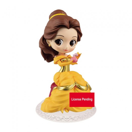 Beauty and the Beast - Disney Q Posket Perfumagic Belle Ver. A 12cm