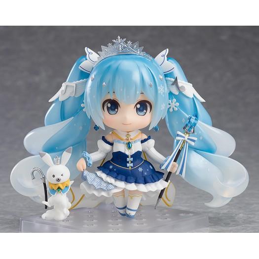 Vocaloid / Character Vocal Series 01 -  Nendoroid Snow Miku: Snow Princess Ver. 1000 10cm Exclusive