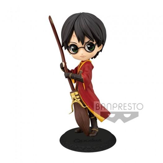 Harry Potter - Q Posket Harry Potter Quidditch Style Version A 14cm