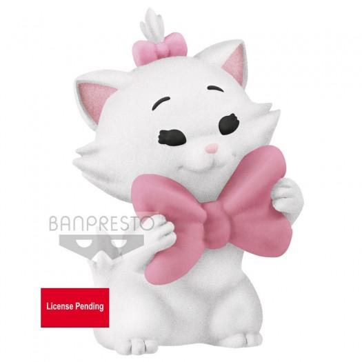 Disney Cutte! Fluffy Puffy - Marie 4cm