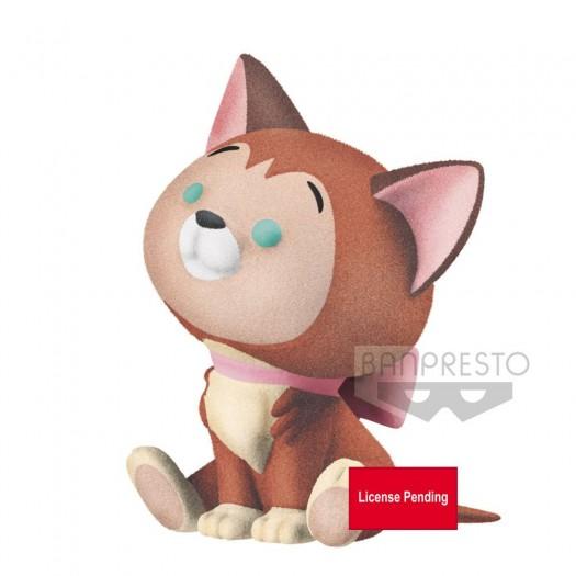 Disney Cutte! Fluffy Puffy - Dinah 4cm