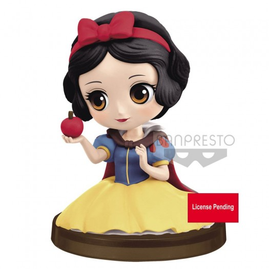 Snow White and the Seven Dwarfs - Disney Q Posket Petit Snow White 4cm