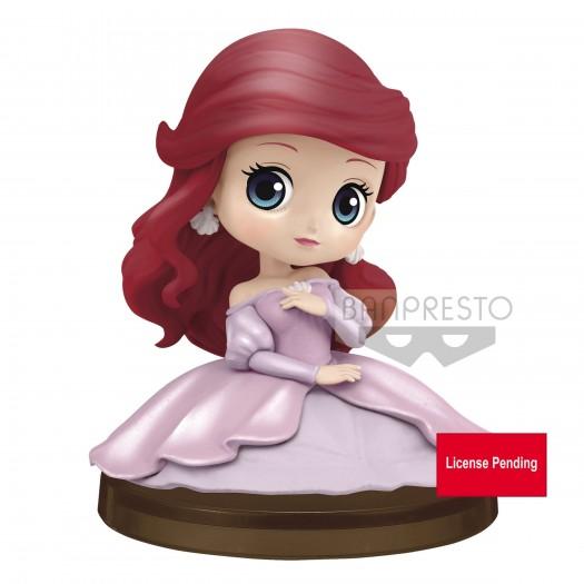 The Little Mermaid - Disney Q Posket Petit Ariel 4cm