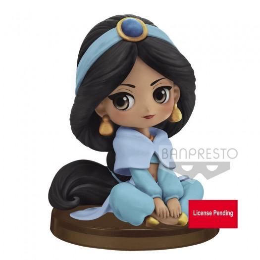 Aladdin - Disney Q Posket Petit Jasmine 4cm