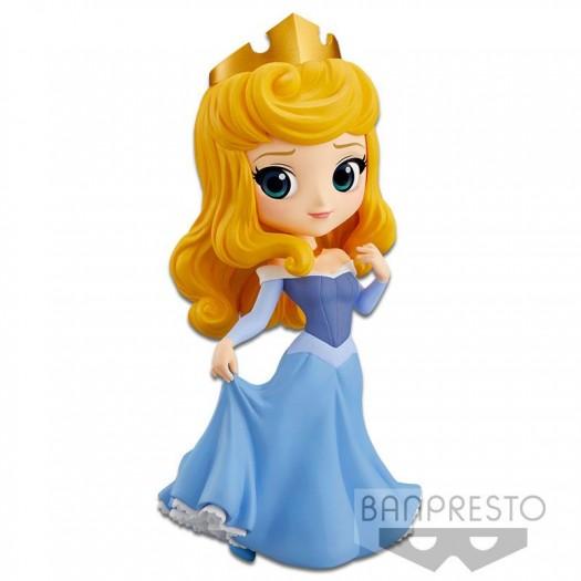 Sleeping Beauty - Disney Q Posket Princess Aurora (Blue Dress) 14cm