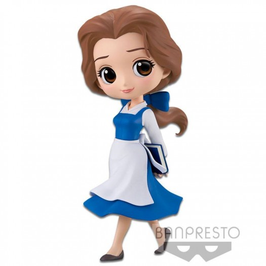 Beauty and the Beast - Disney Q Posket Belle Country Style A 14cm