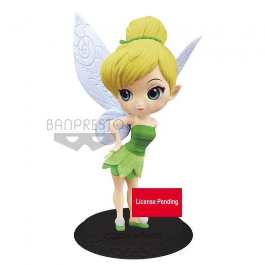 Peter Pan - Disney Q Posket Tinker Bell Leaf Dress Ver. A 14cm