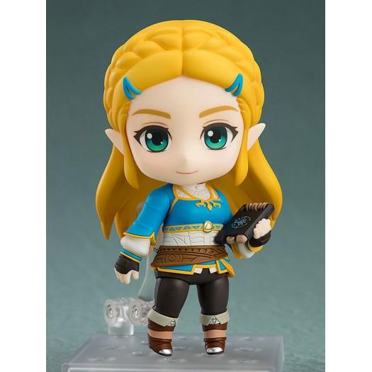 The Legend of Zelda: Breath of the Wild - Nendoroid Zelda Breath of the Wild Ver. 1212 10cm
