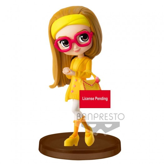 Big Hero 6 - Disney Q Posket Petit Honey Lemon 7cm