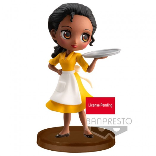 The Princess and the Frog - Disney Q Posket Petit Tiana 7cm