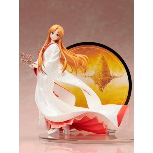 Sword Art Online: Alicization - F:Nex Asuna 1/7 Shiromuku 23,5cm Exclusive